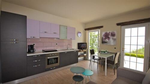 Villa Sopra appartement Olivo