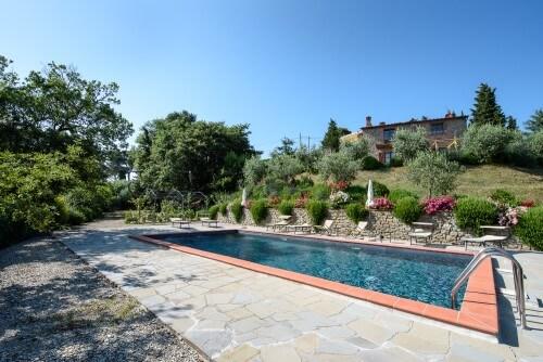 Villa Perugina met zwembad
