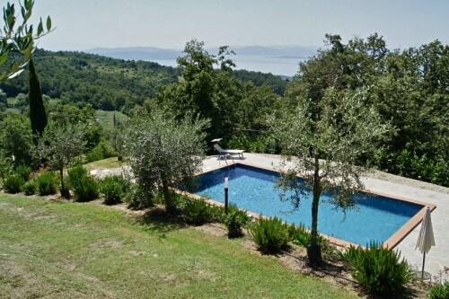Villa Perugina lago Trasimeno
