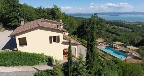 Villa Sopra Toscane
