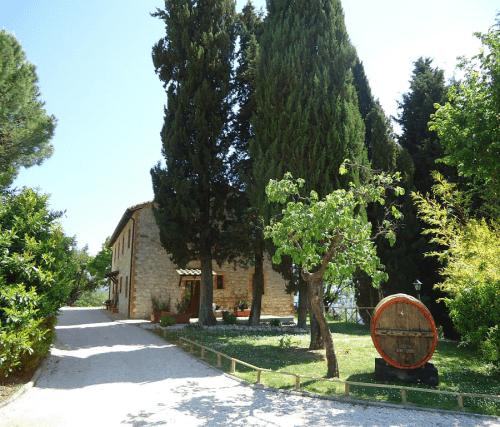 Casali del Toppello  vakantieboerderij