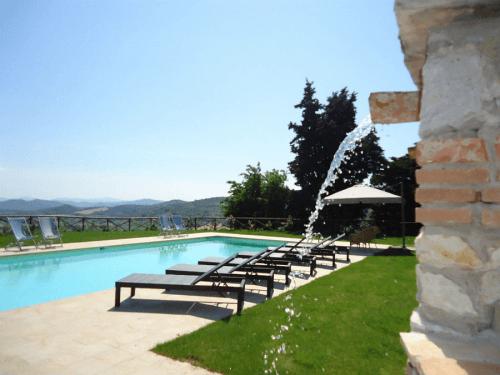 Casali del Toppello  appartement met zwembad